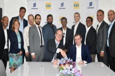 MTN, Ericsson and Netstar